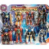 Vỉ đồ chơi robots biến hình transformers 8 con