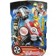 Vỉ đồ chơi súng siêu nhân cơ động Nitro Blaster