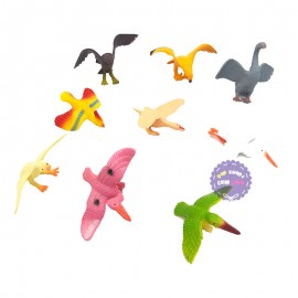 Bộ đồ chơi các loài chim nhỏ bằng nhựa Thành Lộc
