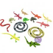 Bộ đồ chơi các loài bò sát nhỏ bằng nhựa Thành Lộc
