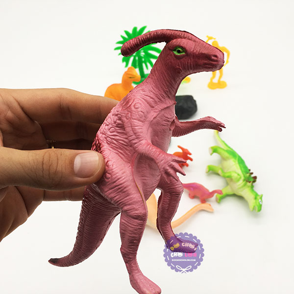 Bộ đồ chơi mô hình khủng long tuyệt chủng đại bằng nhựa