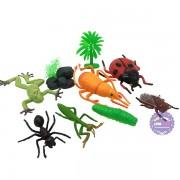Bộ đồ chơi mô hình các loài côn trùng đại bằng nhựa