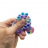 Đồ chơi bóp trứng lưới loại nhỏ 4 cm