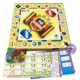 Bộ đồ chơi bàn cờ Tỷ Phú bằng nhựa Trung Lê