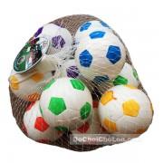 Đồ chơi banh sơn nhiều màu 10 trái túi lưới (7cm)