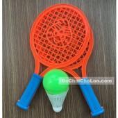 Đồ chơi vợt cầu lông, đánh bóng