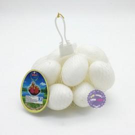 Bộ đồ chơi 12 quả trứng vịt bằng nhựa túi lưới