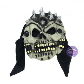 Đồ chơi mặt nạ Halloween da quỷ trùm đầu
