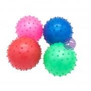 Bộ đồ chơi 4 trái banh tưng gai túi lưới size 12 cm TX165