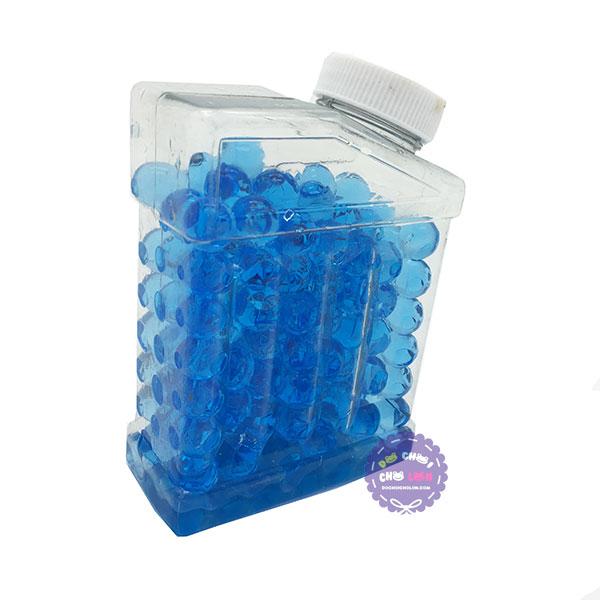Hộp đồ chơi đạn bi nước 200 viên size 1 cm