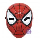 Đồ chơi mặt nạ người nhện Spider Man dùng pin có nhạc đèn