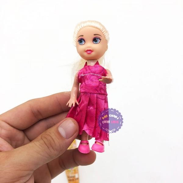 Bộ đồ chơi 2 bé búp bê cánh bướm baby bằng nhựa X032