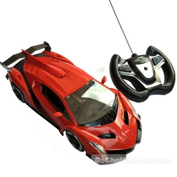 Hộp đồ chơi xe đua điều khiển từ xa Lamborgini 648