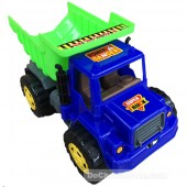Đồ chơi xe ben 4 bánh Super Truck