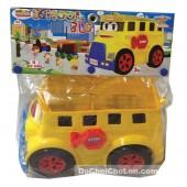 Đồ chơi xe buýt Cholo Blóc nhựa chợ lớn