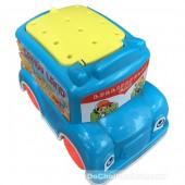 Đồ chơi xe đựng kẹo Candy Land túi lưới