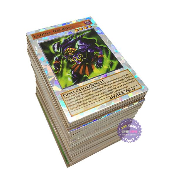 Bộ đồ chơi 220 lá bài Yugioh
