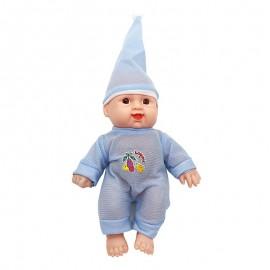 Đồ chơi búp bê em bé trai baby đội nón phát nhạc YS2901
