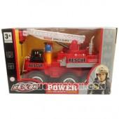 Xe pin cứu hỏa lớn