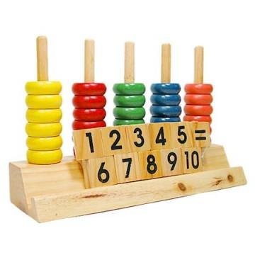 Đồ chơi gỗ đang trở thành xu hướng được cá mẹ lựa chọn
